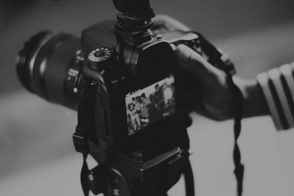 Filming with a DSLR